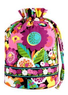 Ditty Bag in Va Va Bloom