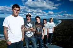 Parkway Drive Releases 'Dark Days' Music Video, Reveals New Album Details
