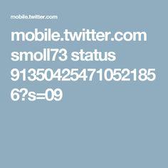 mobile.twitter.com smoll73 status 913504254710521856?s=09