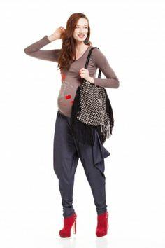 Maternity trousers/Spodnie ciążowe http://maternity.com.pl/pl/p/Spodnie-ciazowe-ELECTRA-w-kolorze-ciemnego-jeansu/1363
