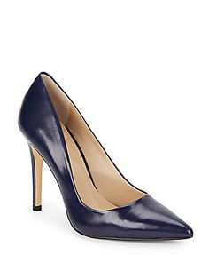 Cathy Leather Pumps