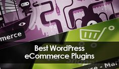 Top 5 Free and Best #eCommerce Plug-ins for #WordPress.