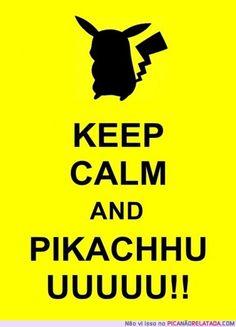 Pikaachu ;3