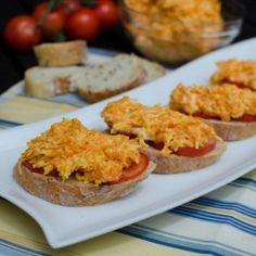 Carrot Cheesy Sandwich HealthyAperture.com
