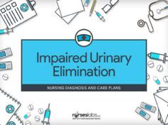 Impaired Urinary Elimination