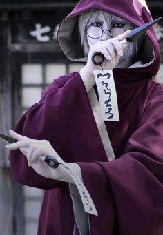 Kabuto, Naruto Cosplay
