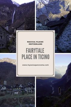 Explore the history and culture of the Maggia Valley in Ticino with its beautiful stone houses. One of the most beautiful villages in Switzerland. Hidden Places, Places To Go, Places In Switzerland, Hiking Tours, Mountain Village, Free Park, Romantic Places, Swiss Alps, Stone Houses