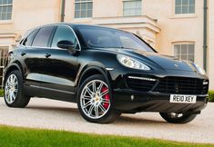If I wont the lottery... this would definitely be my mommy mobile. Porche Cayenne.