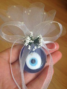 Turkish Evil Eye-Evil Eye Magnet-Evil eye-Wedding Favor-Elegant Wedding- Wedding Decoration-Engagement Favors-10 pcs-Bridesmaids Favor