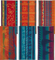 Bulk Buys Jacquard Beach Towels - Case of 24 30 x 60 inches lbs/dz Jacquard Beach Towels. Multiple Patterns and Colors. Towels are printed on both sides. Thing 1, Beach Towel, Towels, Great Gifts, Packing, Textiles, Prints, Design, Stuff To Buy