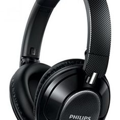 Philips SHB9850NC Wireless Noise Cancelling Bluetooth Headphone (Activeshield…