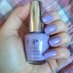 OPI Infinite Shine   http://ablondelifestyle.co.uk/beauty/nail-of-the-day-1-opi-infinite-shine/