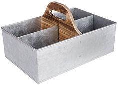 Dwellbee Rustic Wood and Metal Cleaning Caddy and Gardeni... https://www.amazon.com/dp/B01D1W8ZAA/ref=cm_sw_r_pi_dp_x_xvXtybP34PF4V