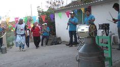 MUSICA DE JARIPEO puro zapateado con Banda San Francisco de Huehuetlan e...