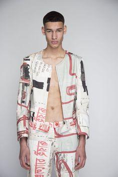 AJOMILA DENIM JACKET Printed Denim, Metal Buckles, Kimono Top, Jackets, Book, Women, Fashion, Down Jackets, Moda