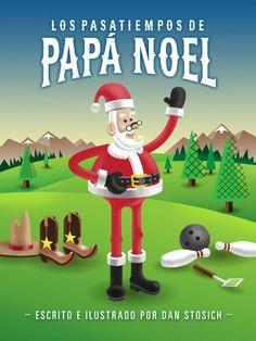 ¿Alguna vez te has preguntado que le gusta hacer a Papá Noel en su tiempo libre? Ahora puedes averiguar cuales son los pasatiempos de Papá Noel. A Papá Noel le gusta bailar, montar su motocicleta, jugar al fútbol, y mucho más! Este libro es para niños de 2-6 años. Compre su copia hoy mismo!  Los Pasatiempos dePapá Noel de Dan Stosich, http://www.amazon.es/dp/B00H3G3RSG/ref=cm_sw_r_pi_dp_slaPsb0EPVF39