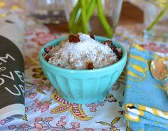 Creamy Coconut Farro Cereal