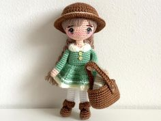 Mori Girl Anime Doll - Woodland Cottage Forest Toy | Craftsy