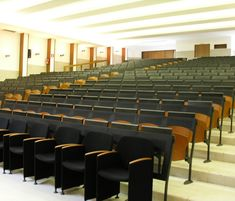Auditorium seating systems | Seating-seating systems | Omnia. Check it out on Architonic