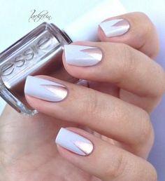 paint fine: Fashion Week nails