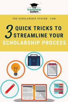 3 Quick Tricks to Streamline Your Scholarship Process College Information, Sub Folder, Calendar Reminder, Set A Reminder, Online Calendar, College Organization, Student Loan Debt, High School English, Junior Year