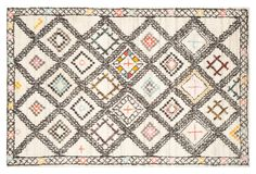 Antibes Rug, Natural/Multi 8x10 $1069