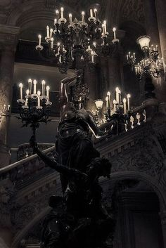 Cloud Nodes Photo - statues-and-monuments Opéra Garnier (Paris) Queen Aesthetic, Gothic Aesthetic, Slytherin Aesthetic, Princess Aesthetic, Witch Aesthetic, Photo Statue, Paradis Sombre, Gothic Interior, Palace Interior