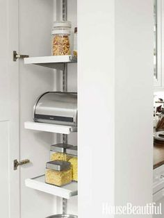 #Kitchen of the Month, October 2012, Wall Pantry
