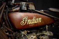 indian motorcycle-bilde