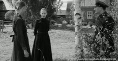 Vagebond's Movie ScreenShots: White Ribbon, The Movie Screenshots, White Ribbon, Cannes Film Festival, High Neck Dress, Dresses With Sleeves, Actresses, Actors, Pop, Image