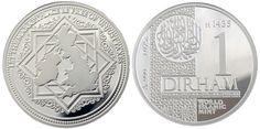 The British Silver Dirham