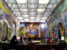 """Biblioteca """"Miguel Lerdo de Tejada"""", ubicada en el corazón de la ciudad de México"""