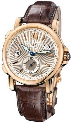 Ulysse Nardin 246-55/30 Dual Time GMT Big Date 42mm