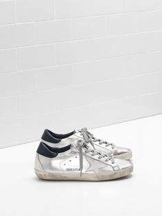3fda7c4e8514 Golden Goose Superstar Homme, Chaussures Golden Goose Superstar Francy  Sneaker Outlet, Baskets, Star