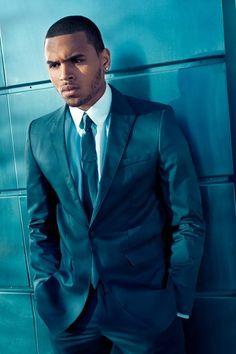 Chris Brown. Even thou u crazy.
