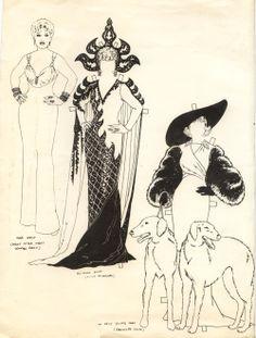 Mae West by Tom Tierney #2