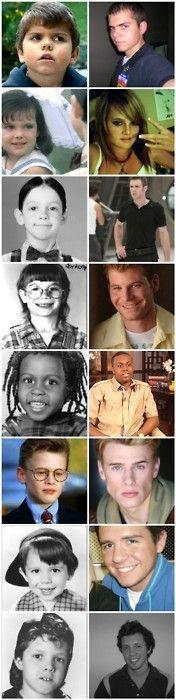 The Little Rascals grown up!!!
