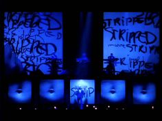 Depeche Mode (Stripped) Devotional Tour 1993 (Full HD), via YouTube.