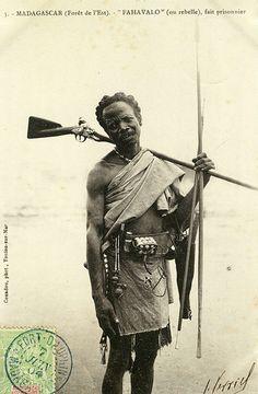 Malagasy Warrior
