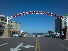 City of Daytona Beach i Florida