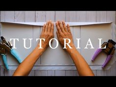 Trifold Folio Tutorial | Part 1 - HD Instructional Video