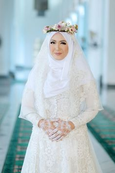 Dinda & Rafi Wedding by LAKSMI - Kebaya Muslimah & Islamic Wedding Service - 007