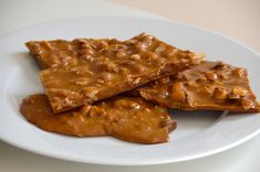 Recipe: Maple Macadamia Coconut Brittle. An unexpected flavor combo for a classic treat. Get the recipe and make it as gifts for friends or yourself!