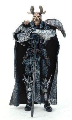 "Amazon | McFarlane マクファーレン Toys Series 1 Spawn スポーン 3"" Mini Trading Figure: Skullsplitter (Regular Version) [並行輸入品] | フィギュア・コレクタードール 通販"