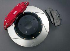 Tacoma TRD Big Brake Kit