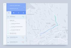 Directions Module UI