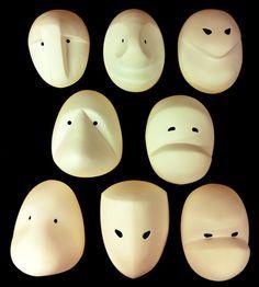 Basel/Larval Masks