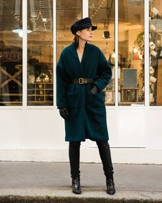 RIGA coat - sewing pattern with detailed instructions (en) bei Makerist
