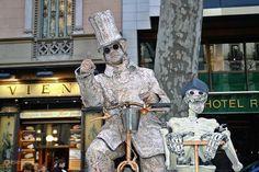Бульвар Рамбла – #Испания #Каталония (#ES_CT) Бульвар Рамбла - душа и сердце Барселоны! http://ru.esosedi.org/ES/CT/1000058069/bulvar_rambla/