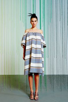 look 23 - Tanya Taylor Spring 2016 Ready-to-Wear Collection Photos - Vogue